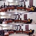 Reunião com representantes de Secretarias